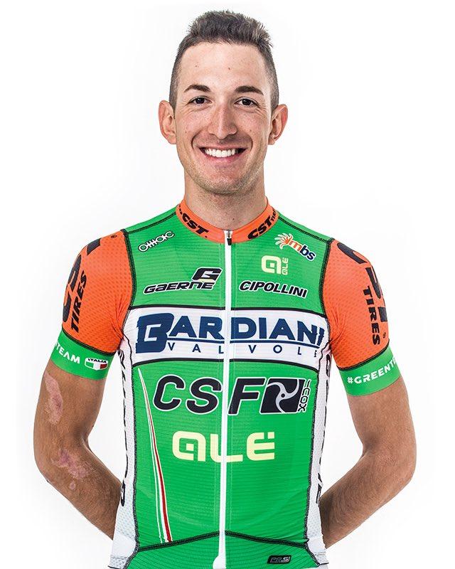 Photo du coureur TONELLI Alessandro