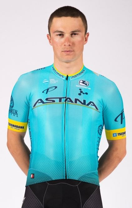 Photo du coureur LUTSENKO Alexey