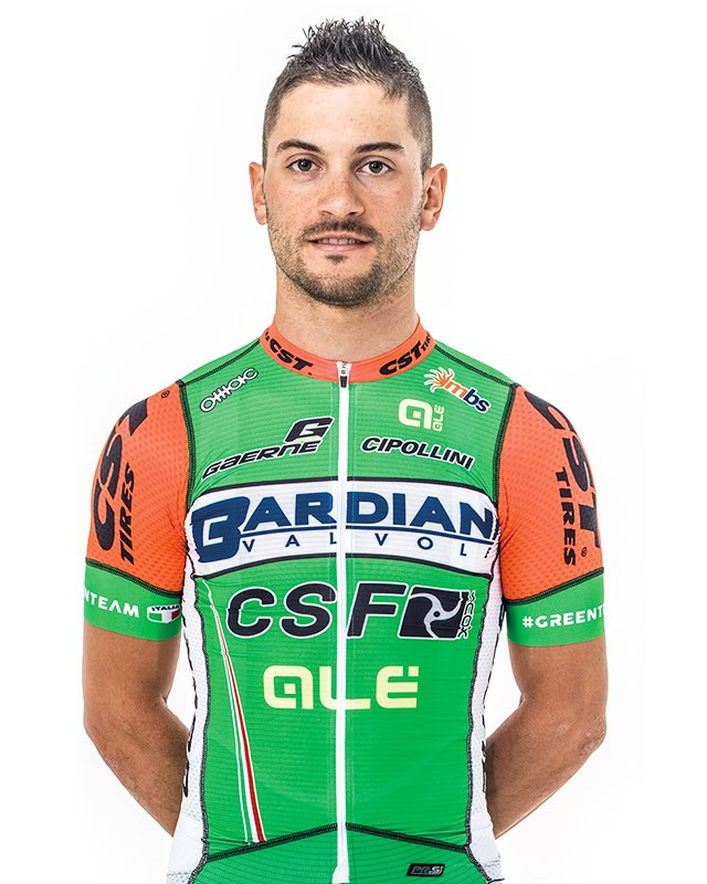 Photo du coureur GUARDINI Andrea