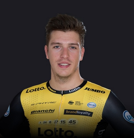 Photo du coureur VAN POPPEL Danny