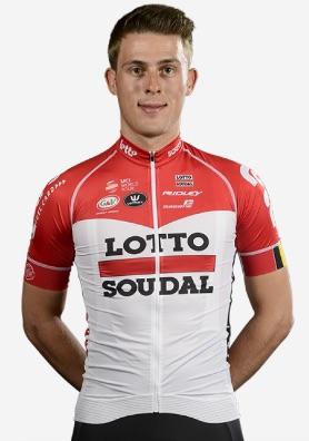 Photo du coureur WOUTERS Enzo