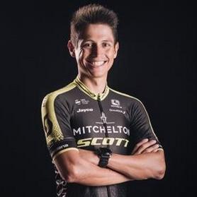 Jhoan Esteban CHAVES RUBIO