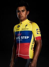 Photo du coureur NARVAEZ Jhonnatan