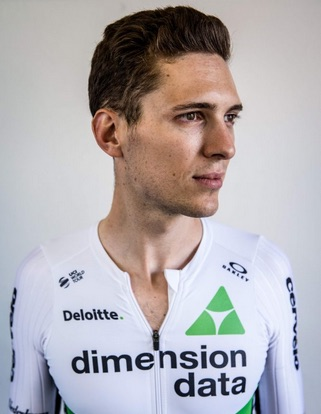 Photo du coureur VAN ZYL Johann