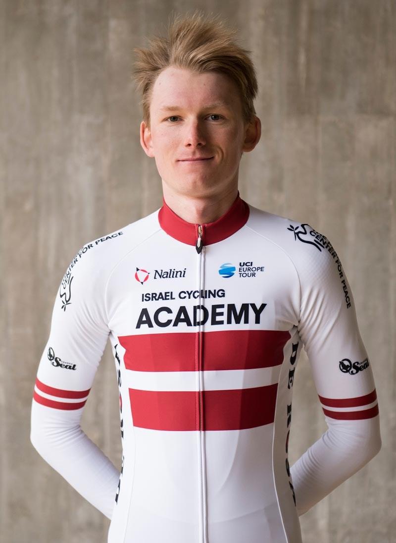 Photo du coureur NEILANDS Krists