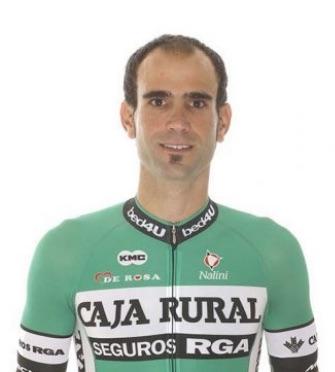 Photo du coureur MAS BONET Luis Guillermo