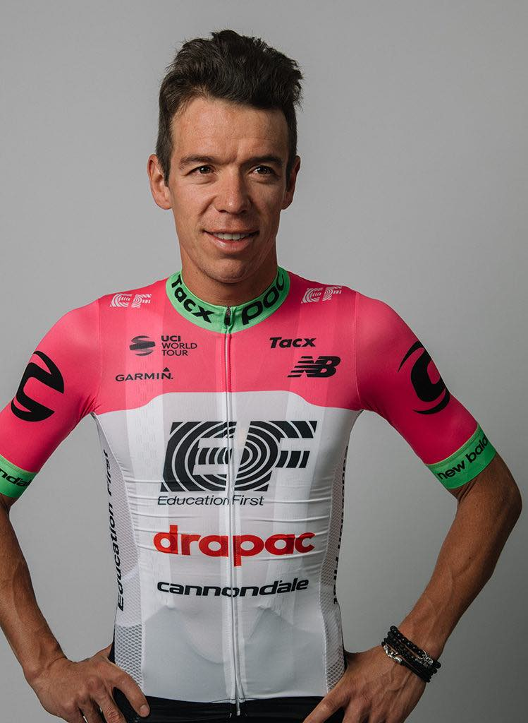 Photo du coureur URAN Rigoberto