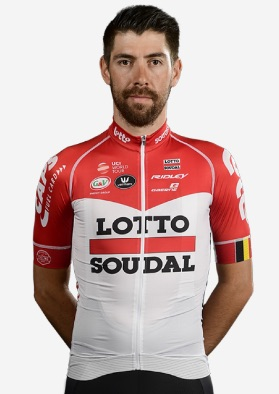 Photo du coureur DE GENDT Thomas