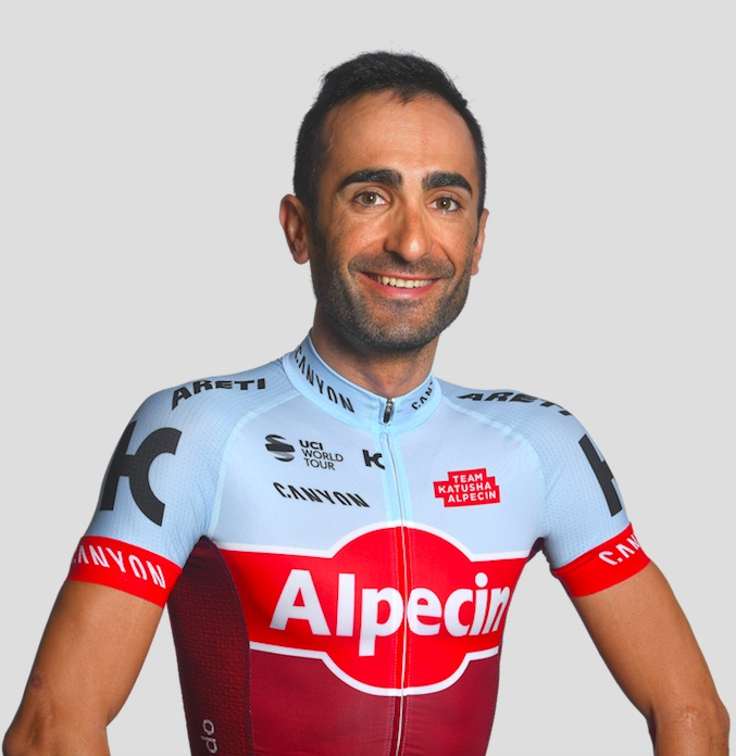 Photo du coureur MACHADO Tiago